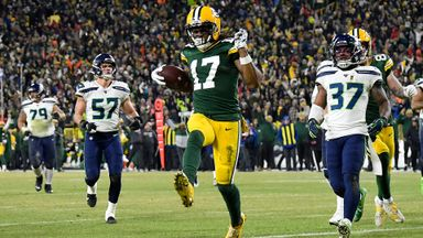Seahawks 23-28 Packers