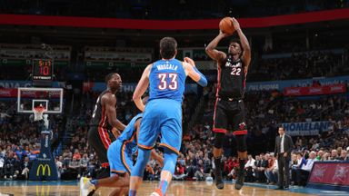 NBA Wk13: Heat 115-108 Thunder