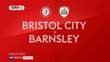 Bristol City 1-0 Barnsley