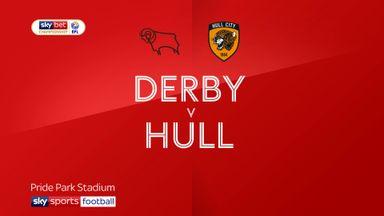 Derby 1-0 Hull