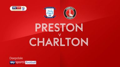 Preston 2-1 Charlton