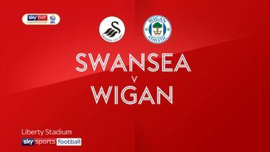 Swansea 2-1 Wigan