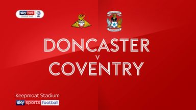 Doncaster 0-1 Coventry