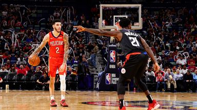 NBA Wk13: Clippers 133-130 Pelicans