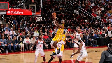 NBA Wk13: Lakers 124-115 Rockets