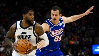 NBA Wk13: Kings 101-123 Jazz
