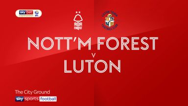 Nott'm Forest 3-1 Luton