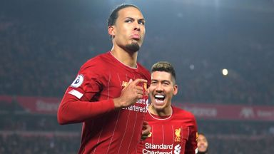 HT: Liverpool 1-0 Man Utd