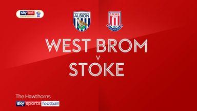 West Brom 0-1 Stoke