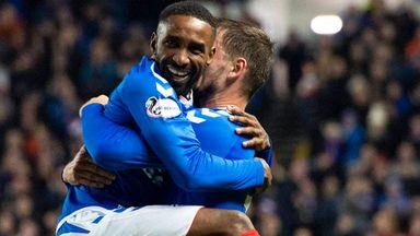 Rangers 1-0 St Mirren
