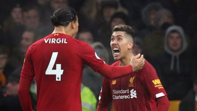 Firmino winner sends Reds 16 points clear