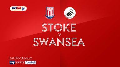 Stoke 2-0 Swansea