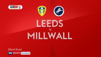 Leeds 3-2 Millwall