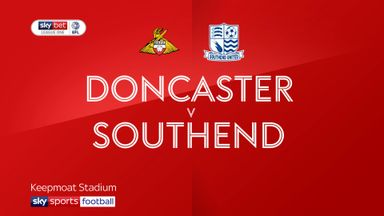 Doncaster 3-1 Southend