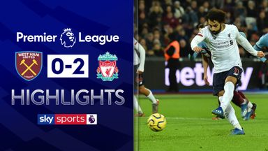 Salah and Ox give Liverpool win at West Ham