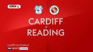 Cardiff 1-1 Reading