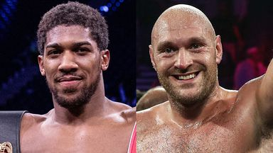 Hearn: AJ vs Fury fight will happen