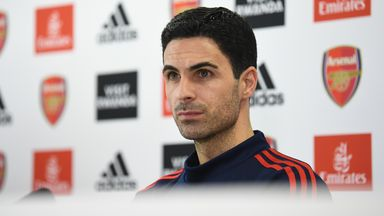 Arteta in dark over transfer policy?