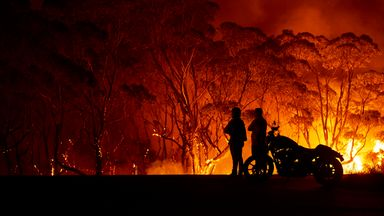 Aussie sport 'should stop during bushfires'