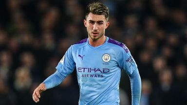 Pep: We missed Laporte when he was injured