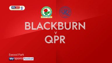 Blackburn 2-1 QPR