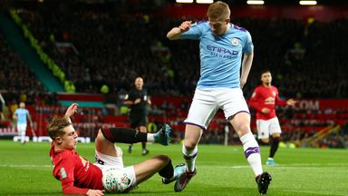 Williams 'hurt' after City domination