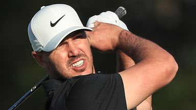 Koepka in Abu Dhabi: R1 review