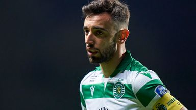 Fernandes to Man Utd: Tale of two sides