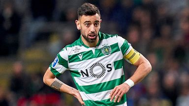 Man Utd increase Fernandes offer