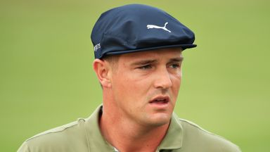 DeChambeau: Pace is improving