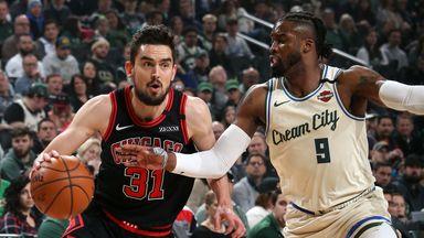 NBA Wk14: Bulls 98-111 Bucks