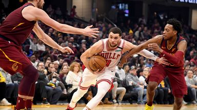 NBA Wk14: Bulls 118-106 Cavaliers