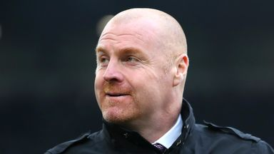 Dyche: Man Utd still in transition