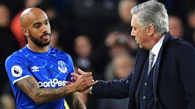 Ancelotti: Everton have good future goals