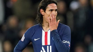 Cavani future still up in the air