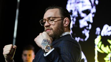 McGregor: We are holding Pacquiao talks