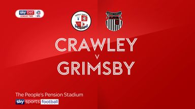Crawley 3-2 Grimsby