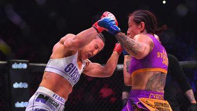 Flashback: Cyborg makes MMA history