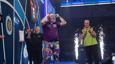 Wright wins World Championship
