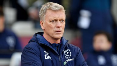 Moyes: Every point will be crucial
