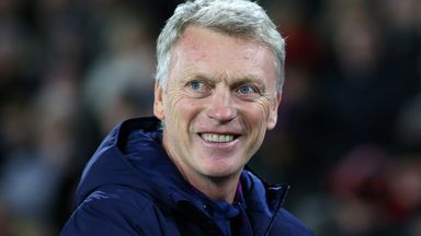 Moyes: West Ham showed 'fantastic' effort