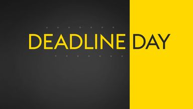 What date will Deadline Day be?