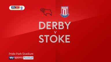Derby 4-0 Stoke