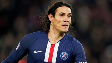 'PSG willing to listen to Cavani offers'