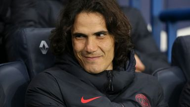Cavani 'an automatic fit' for Man Utd