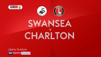 Swansea 1-0 Charlton