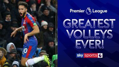 The greatest Premier League volleys