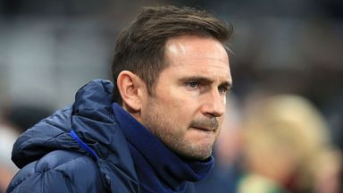 Lampard expecting Chelsea reaction