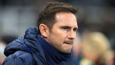 Lampard 'wasn't pinning hopes' on City ban