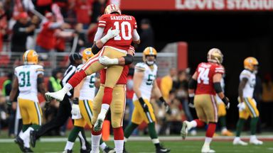 Packers 20-37 49ers